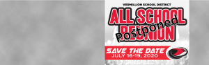All School Reunion July 16-19, 2020 Postponed